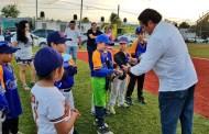 """Vuelve al """"Valenzuela"""" el béisbol infantil  y habrá escuela de sóftbol para niñas"""