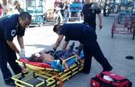 Huye y abandona su moto, tras atropellar y matar a un viejito, en Peto