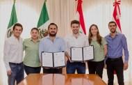 El Club Libanés y Masters Yucatán trabajarán por el desarrollo comunitario