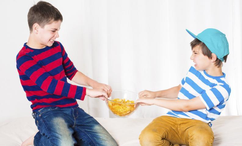 Pelea entre hermanos mejora el desarrollo cognitivo de los niños