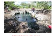 Invitan a yucatecos y turistas a sumarse para limpiar el cenote Chen Há, en Dzityá