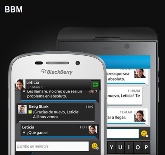 Messenger BlackBerry dice adiós