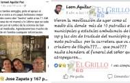 """Ismael Aguilar movió mar y tierra para buscar a su papá, pero dejó morir a """"Lexo"""""""