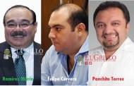 Panchito Torres y JC dejan sin poder a Felipe Cervera