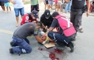 Espera hora y media una ambulancia en Dzidzantún y luego muere en el O'horán