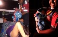 Da a luz en la ambulancia de Dzidzantún: Bebé del Día del Niño