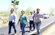 Entregan una obra carretera en Oxkutzcab: Costó $6.8 millones