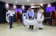 La Comuna de Umán rifa televisores y estufas durante el Sorteo Predial 2019