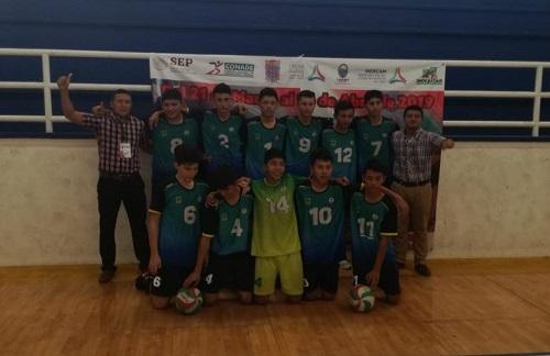 El voleibol de Yucatán clasifica a cuatro equipos a la Olimpiada Nacional y Nacional Juvenil 2019