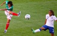 Eligen el gol de Mónica Ocampo como el mejor en la historia de los mundiales femeniles