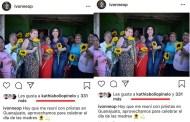 #LadyPulpo, se muestra como fan de Ivonne Ortega