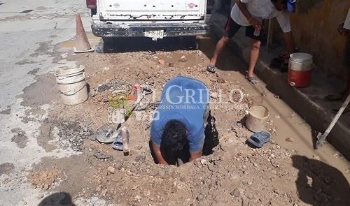 La Comuna de Izamal deja a cientos de usuarios sin agua potable, durante cuatro días