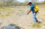 La CONAFOR refuerza a Oxkutzcab en el combate a los incendios