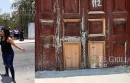 Una ex juez de Paz de Baca realiza el despojo de una casa, con aval de la policía