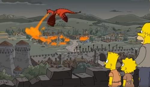 Los Simpson predijeron el episodio cinco de