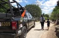 Muere en montes de Tzucacab, en medio del aguacero del domingo