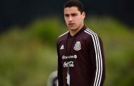Jorge Sanchez se lesiona y no jugará en la Copa Oro con el Tri