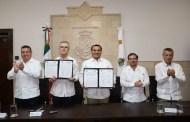 La Comuna de Mérida trabajará con el Patronato para la Preservación del Centro Histórico