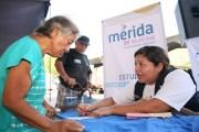La Comuna llevó al cabo la segunda jornada de información y atención a locatarios de Mérida