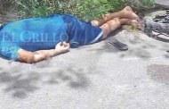 Fallece al derrapar y golpearse la cabeza, en la vía Tizimín-Sucopo