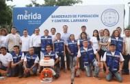 Renán Barrera inicia la campaña de fumigación y abatización del Ayuntamiento 2019
