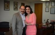 Ivonne Ortega y José Encarnación Alfaro, fórmula para contender por la dirigencia nacional del PRI
