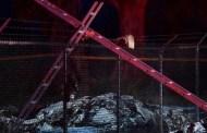 Choca y se quema un avión, en Hawái: hay nueve muertos