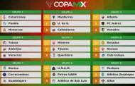 El nuevo equipo de la Liga MX, FC Juárez y Atlante, rivales de Venados en Copa MX