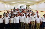 Jesús Vidal intercambia experiencias con alumnos del ITSVA