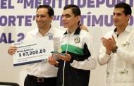 Tres deportistas yucatecos con la mira en el Mundial Juvenil de Paratletismo de Suiza