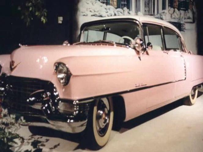 Subastan tres vehículos que pertenecieron a Elvis Presley