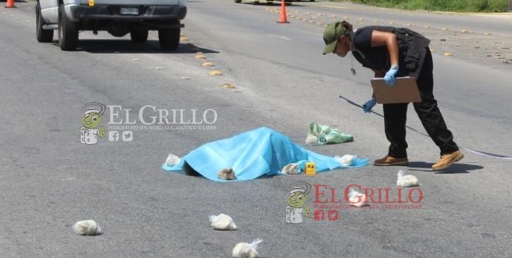 Anciano muere atropellado al intentar cruzar el Periférico de Mérida