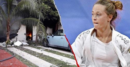 Muere Kim Akker, ex campeona holandesa de judo, en una explosión en Playa del Carmen