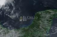 Lunes de tormentas en el Sur y Oriente de Yucatán y calor de hasta 38º Celsius