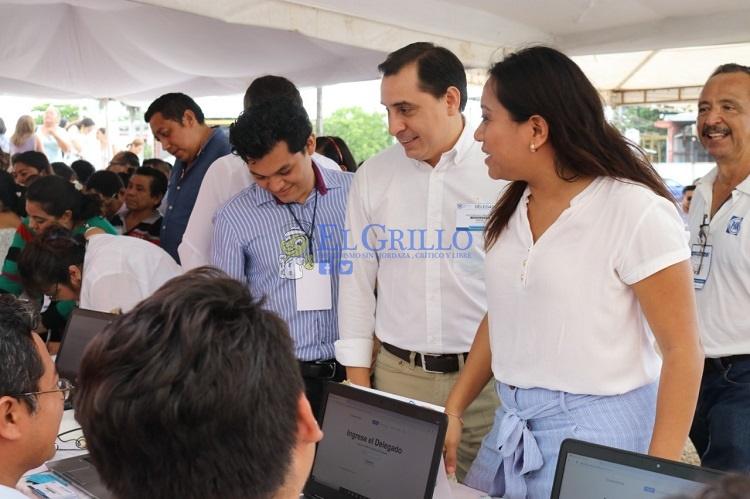 Nueve municipios de Yucatán estrenan líderes panistas