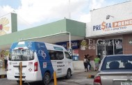"Usan a la ambulancia de Hunucma para ir de ""shoping"" a Plaza Oriente"