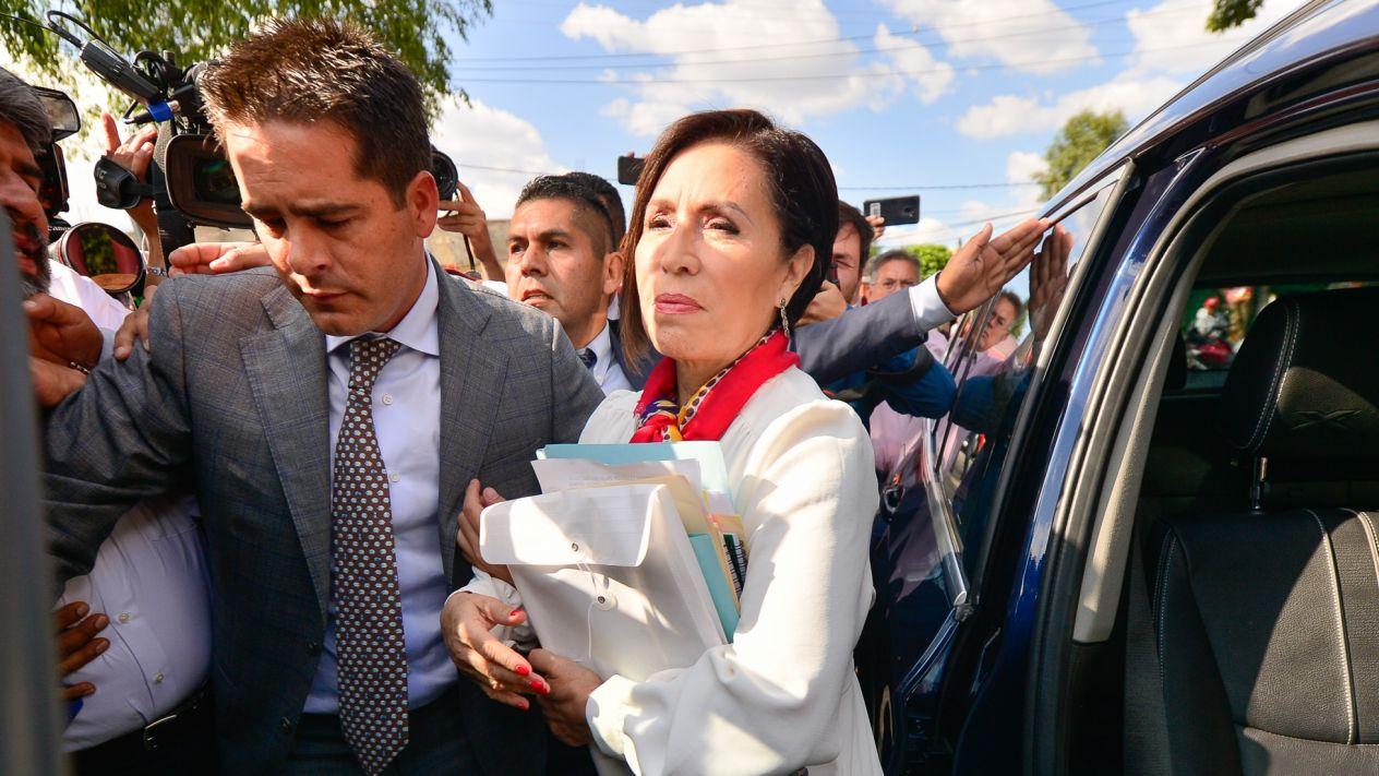 Prisión preventiva para Rosario Robles, por la Estafa Maestra