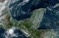 Viernes de tormentas en buena parte de Yucatán y calor de hasta 37º