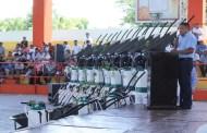 La Comuna de Oxkutzcab entregó más de 1.2 mdp en insumos y herramientas a 115 citricultores