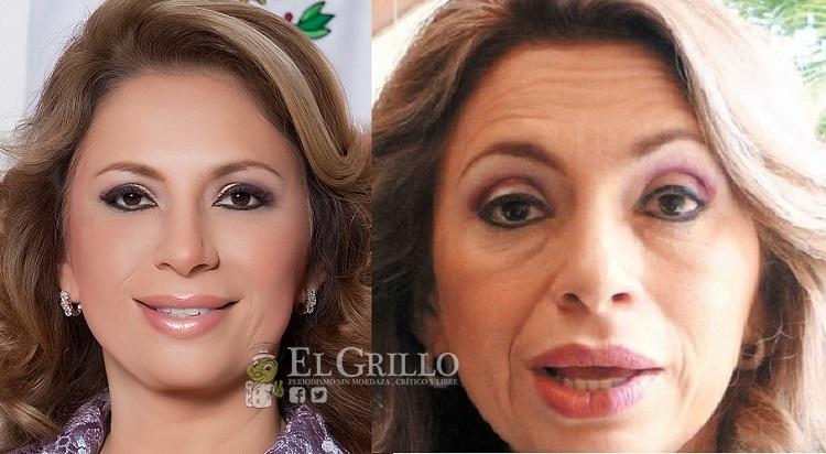 """Angélica Araujo quiere ser candidata en 2021: Se """"pega a """"VandAlito"""""""