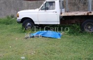 Muere luego de ser atropellado, por un automovilista que huyó, en la colonia Plan de Ayala Sur