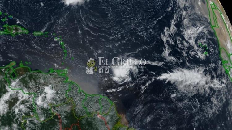 Se forma en el Atlántico la Depresión Tropical 5: Sin riesgo para Yucatán