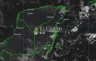 Viernes de calor de hasta 37º C en Yucatán, con chubascos vespertinos, dice la Conagua