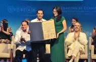 Ganadores de Premios Nobel declaran a Yucatán como un estado de paz