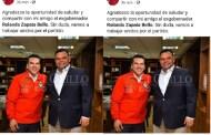 """Traicionó al PRI yucateco y ahora Rolo le rinde pleitesía a """"#VandAlito"""", dicen priistas"""
