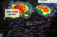 Menos de calor y tormentas fuertes en el noreste y el oriente de Yucatán, hoy martes