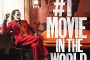 El 'Joker' rompe el récord y destrona a Alfonso Cuarón