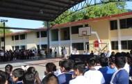 """Nombran """"José Collí Argáez"""" a la cancha de básquetbol de la Escuela Secundaria No. 1"""