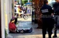 Anciano depravado comete actos de zoofilia en el centro de Progreso