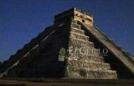 La Serpiente Lunar, belleza indescriptible en el Castillo de Chichén Itzá
